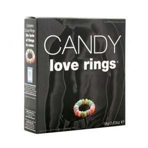 EREKCIJSKI OBROČKI IZ BONBONOV Candy Love Rings