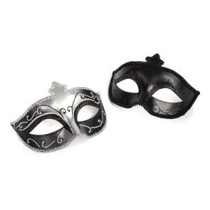 EROTIČNI MASKI Masks On Masquerade - Petdeset odtenkov sive