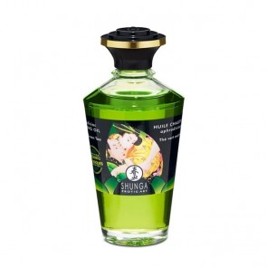 GRELNO MASAŽNO OLJE Exotic Green Tea 100 ml