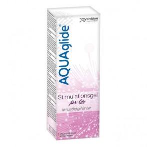 STIMULACIJSKI GEL ZA NJO Aquaglide StimuGel - 25 ml