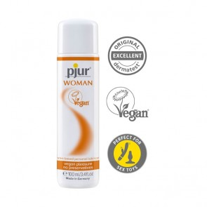 VLAŽILNI GEL Pjur Woman Vegan WB 100 ml