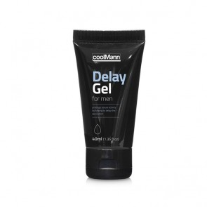 ZAKASNITVENI GEL za moške CoolMan Delay - 40 ml