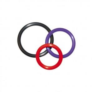 EREKCIJSKI OBROČKI Triple Rings