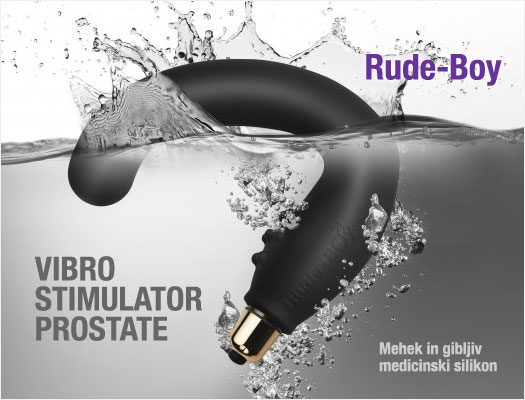 STIMULATOR PROSTATE Rude-Boy